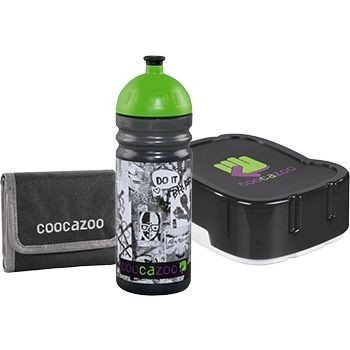 Coocazoo Trinkflasche, Brotbox & Co