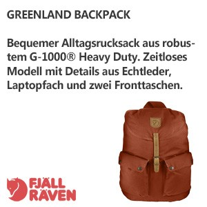 Fjällräven Greenland Backpack
