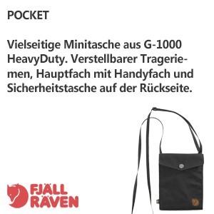 Fjällräven Pocket