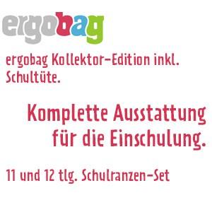 ergobag Kollektor-Edition inkl. Schultüte