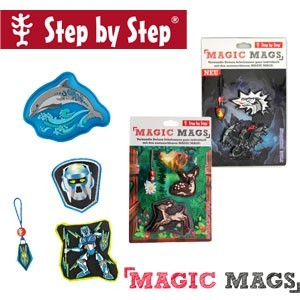 Step by Step Magic Mags