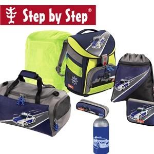 Step by Step Set 7-teilig