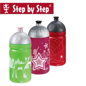 Step by Step Trinkflasche