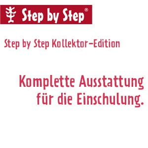 Step by Step Kollektor Edition