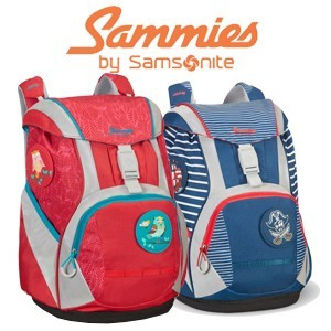 Sammies by Samsonite Ergofit