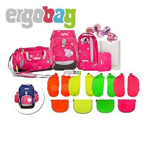 ergobag Set 8-teilig