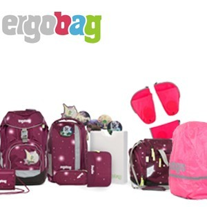 ergobag Set 10-teilig