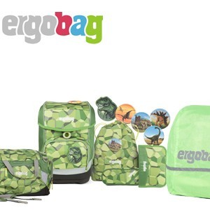 ergobag Set 7-teilig