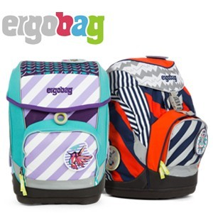 ergobag Stripes Edition