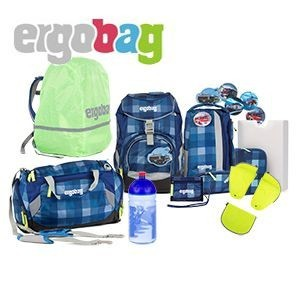 ergobag Set 11-teilig
