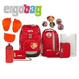 ergobag Set 9-teilig