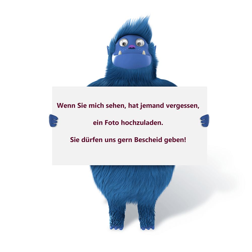 Satch Pack - feat. My Boshi - Schulrucksack - Blue Boshi inkl. Häkel-Kit