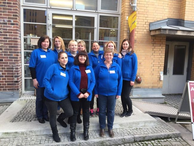 Das Ranzenfee-Team in Berlin