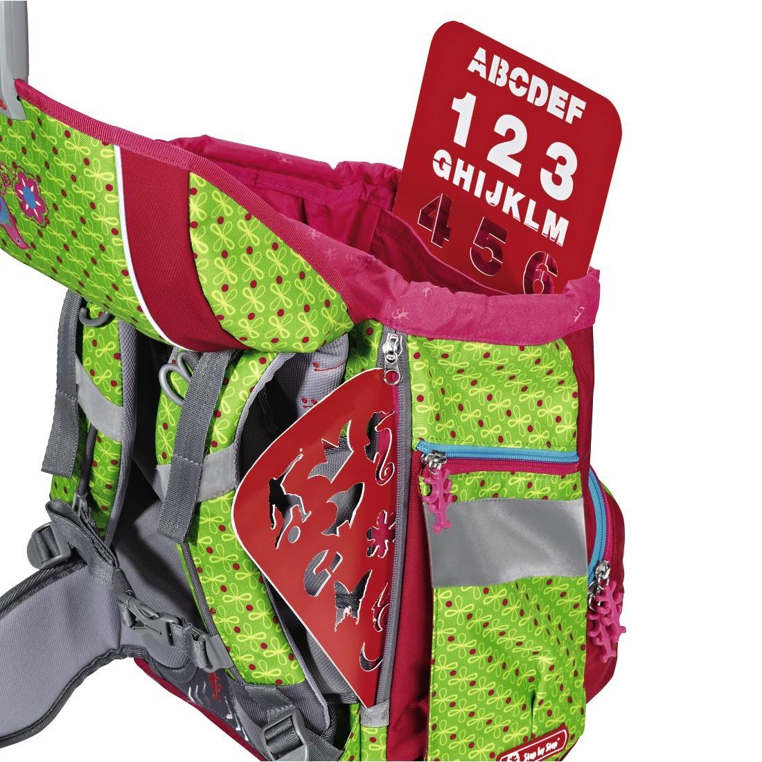 Step by Step 2in1 Schulranzen und -rucksack in einem