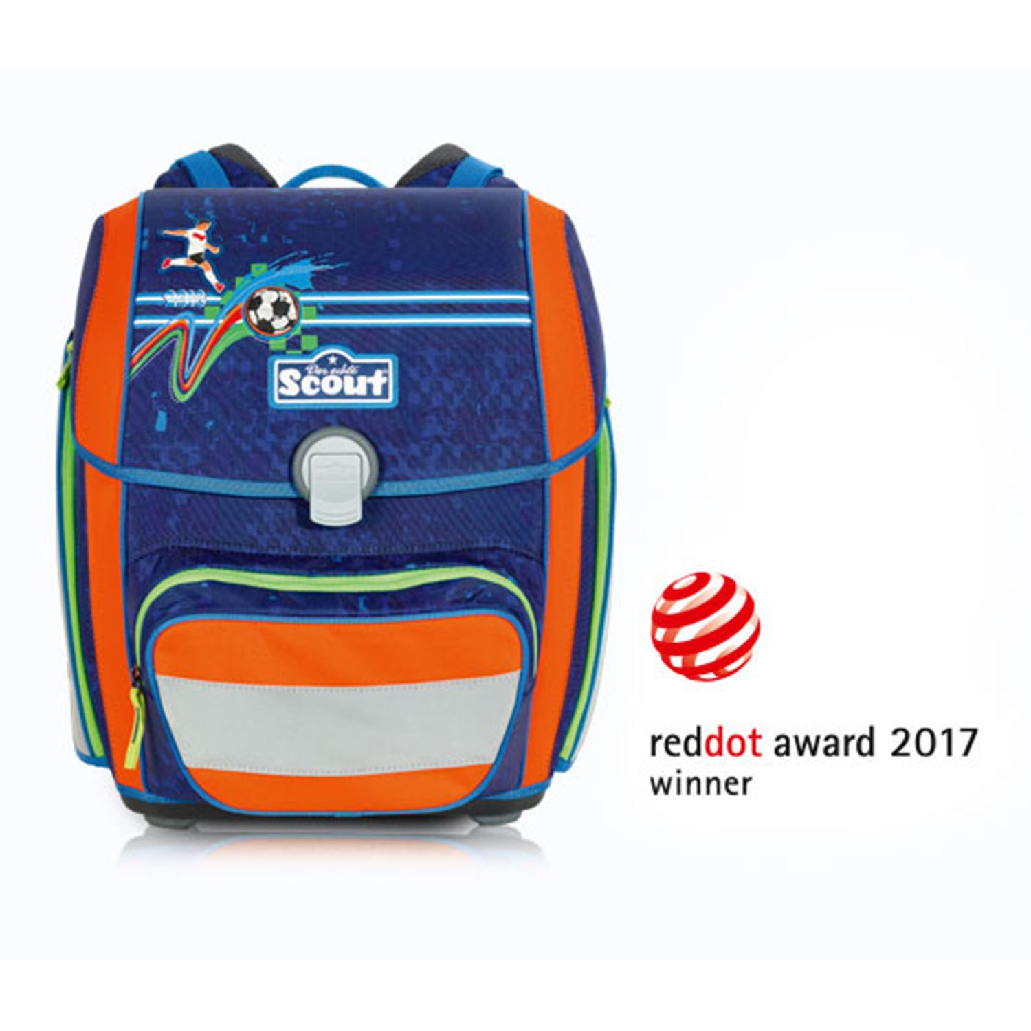 Scout Genius Red Dot Award