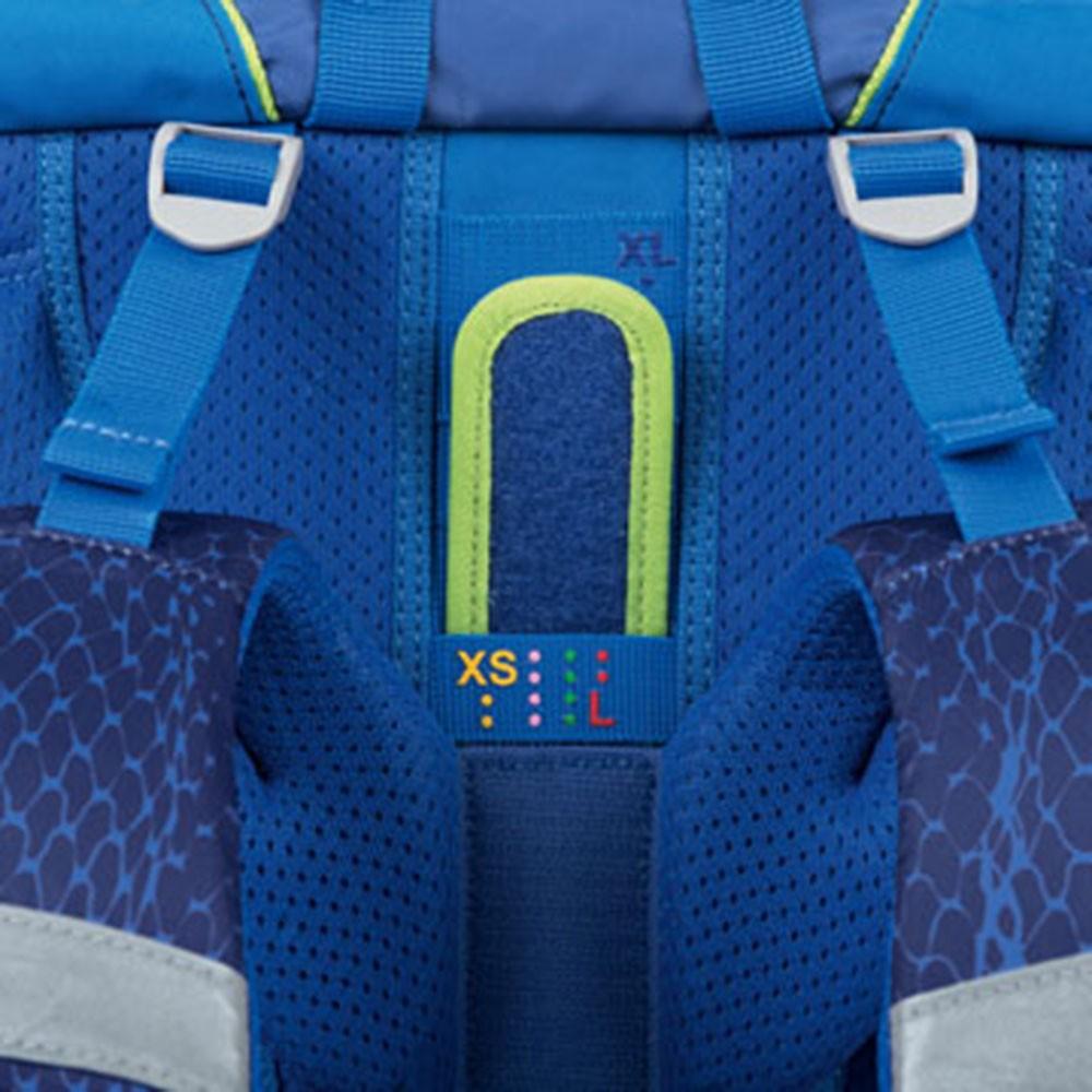 DerDieDas ErgoFlex Vario ergonomische S-Form
