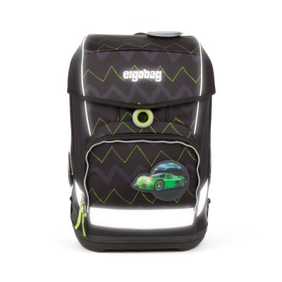 Ergobag Cubo Light Ringsum-Reflektion