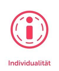 Ergobag WOW-Faktoren Individualität