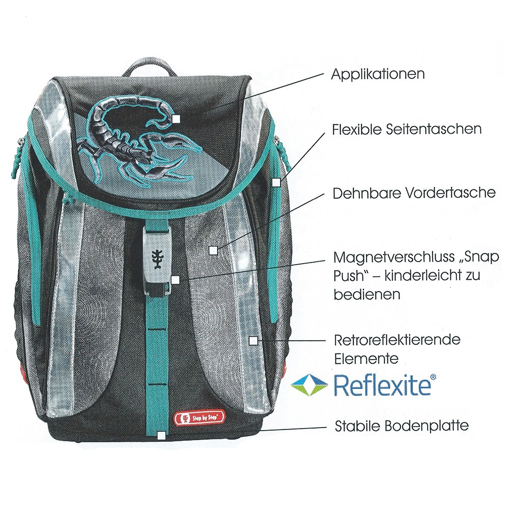 Step by Step Flexline Ausstattung