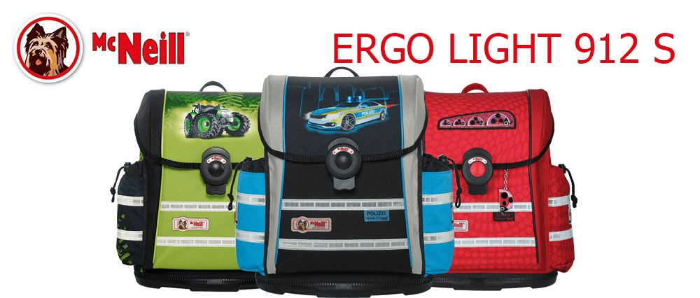 McNeill ERGO LIGHT 912 S Banner