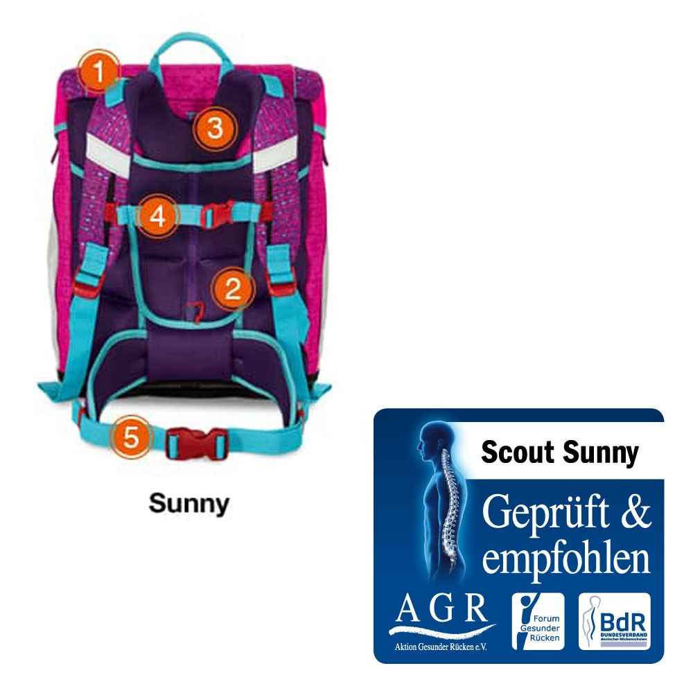 Scout Sunny AGR-Gütesiegel