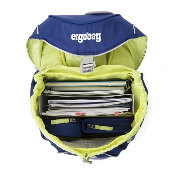 Ergobag Pack Innenaufteilung