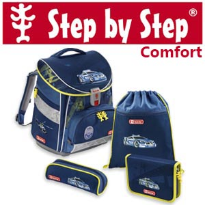 Step by Step Comfort