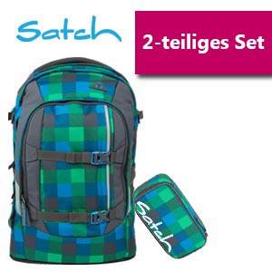 Satch Schulrucksack 2er Set
