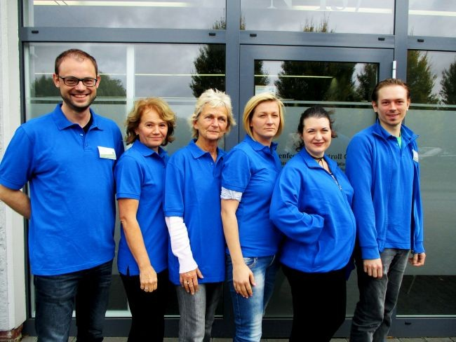 Das Ranzenfee-Team in Rheda