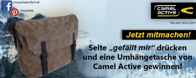 Gewinnspiel Camel Active