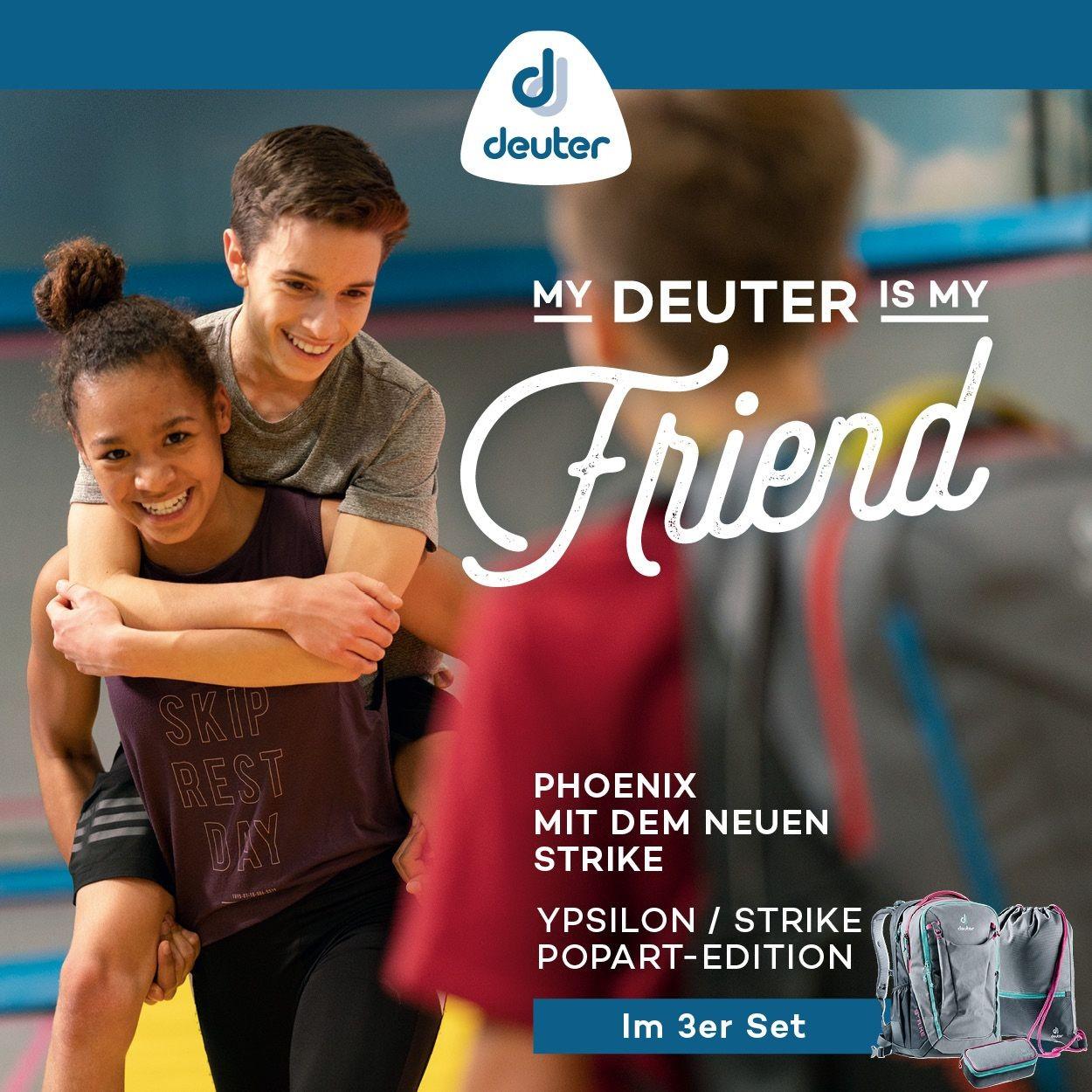 Deuter Pop Art Limited Edition