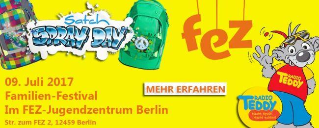 FEZ Spray Day