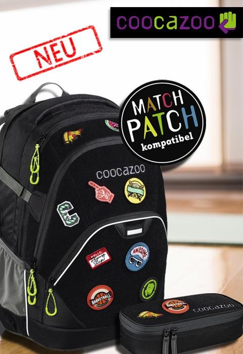 Coocazoo Match Patch