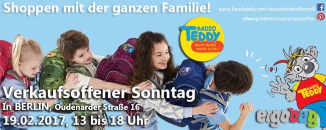 Verkaufsoffener Sonntag Berlin