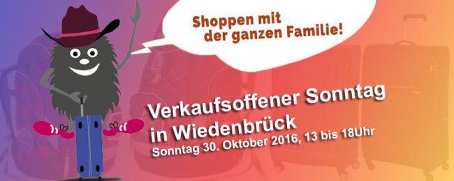 Verkaufsoffener Sonntag Wiedenbrück