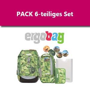 Ergobag Pack als 6-teiliges Set